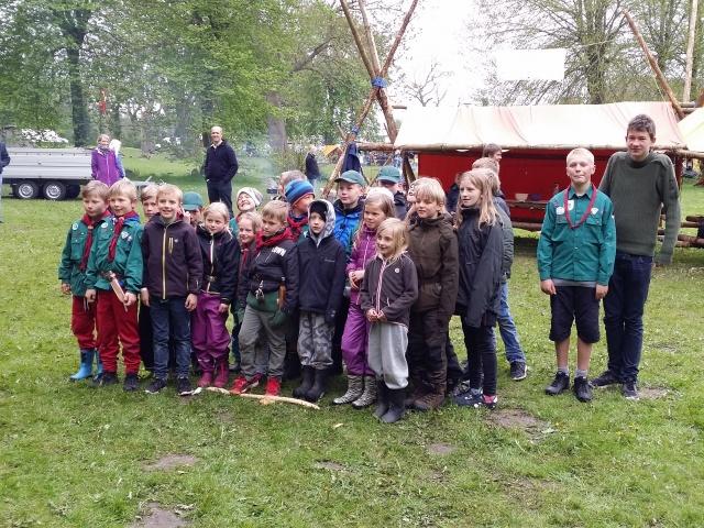 På lejr - LVV2015